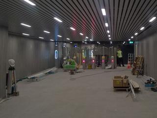 Renovatiewerkzaamheden in tunnel sinds mei 2018