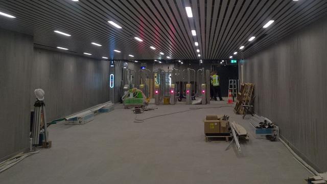 Middentunnel Utrecht Centraal weer open vanaf eind augustus