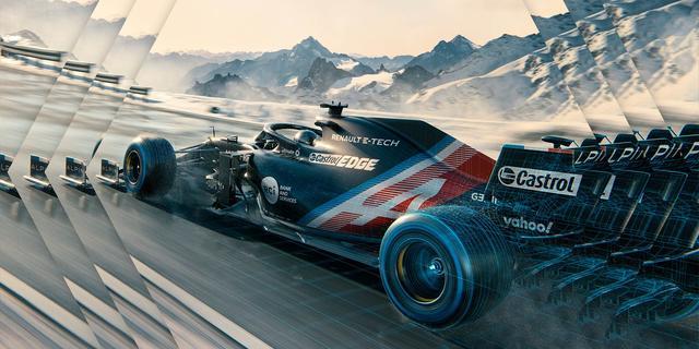 Deze elementen uit de Formule 1 vind je terug in nieuwe auto's