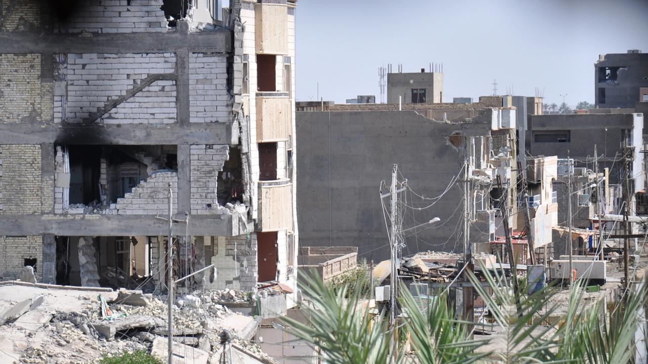 'Herovering Iraakse stad Ramadi op IS nabij'