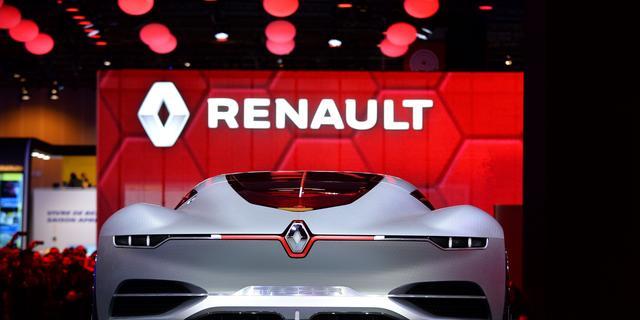 Omzet Renault omhoog door succes nieuwe modellen