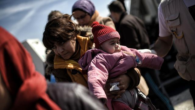 Griekenland vraagt EU om bijdrage voor vluchtelingen