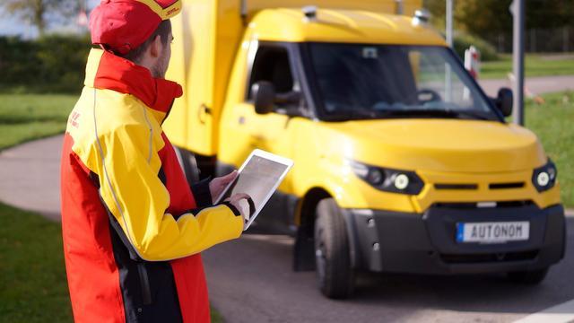 Nvidia gaat zelfrijdende vrachtwagens maken met Deutsche Post DHL