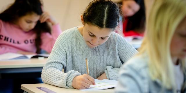 Kwart basisschoolleerlingen haalt minimale niveau schrijfvaardigheid niet