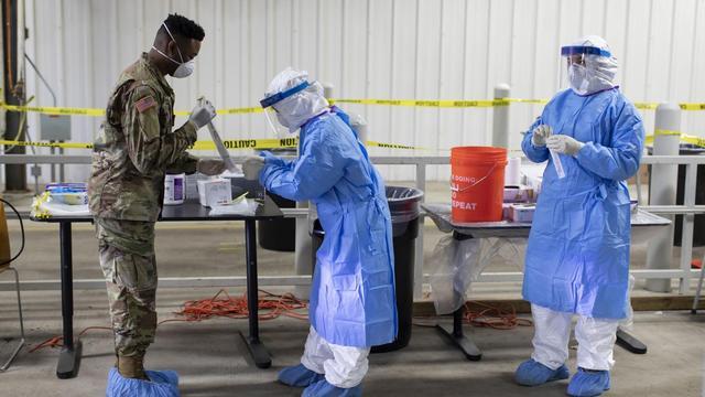 VS passeert grens van vijf miljoen besmettingen met het coronavirus