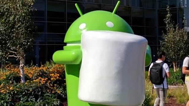 Aantal gebruikers Android Marshmallow in maand tijd verdubbeld