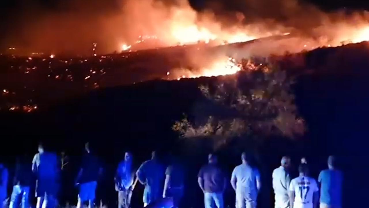 Verdwaalde raket ontploft op Noord-Cyprus
