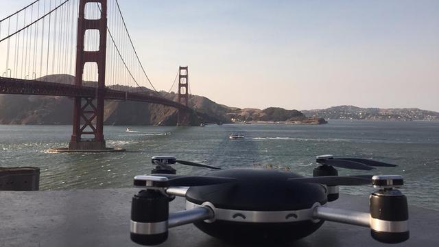 Gefaalde Lily-drone alsnog uitgebracht in aangepaste vorm