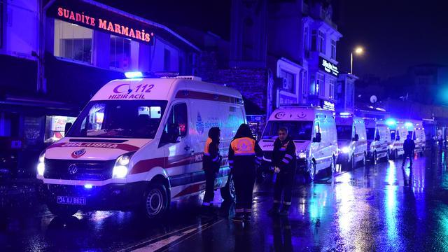 Dit is wat we weten over de aanslag op de nachtclub in Istanbul