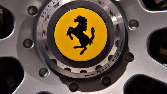 Ferrari optimistischer gestemd over jaarwinst in 2017