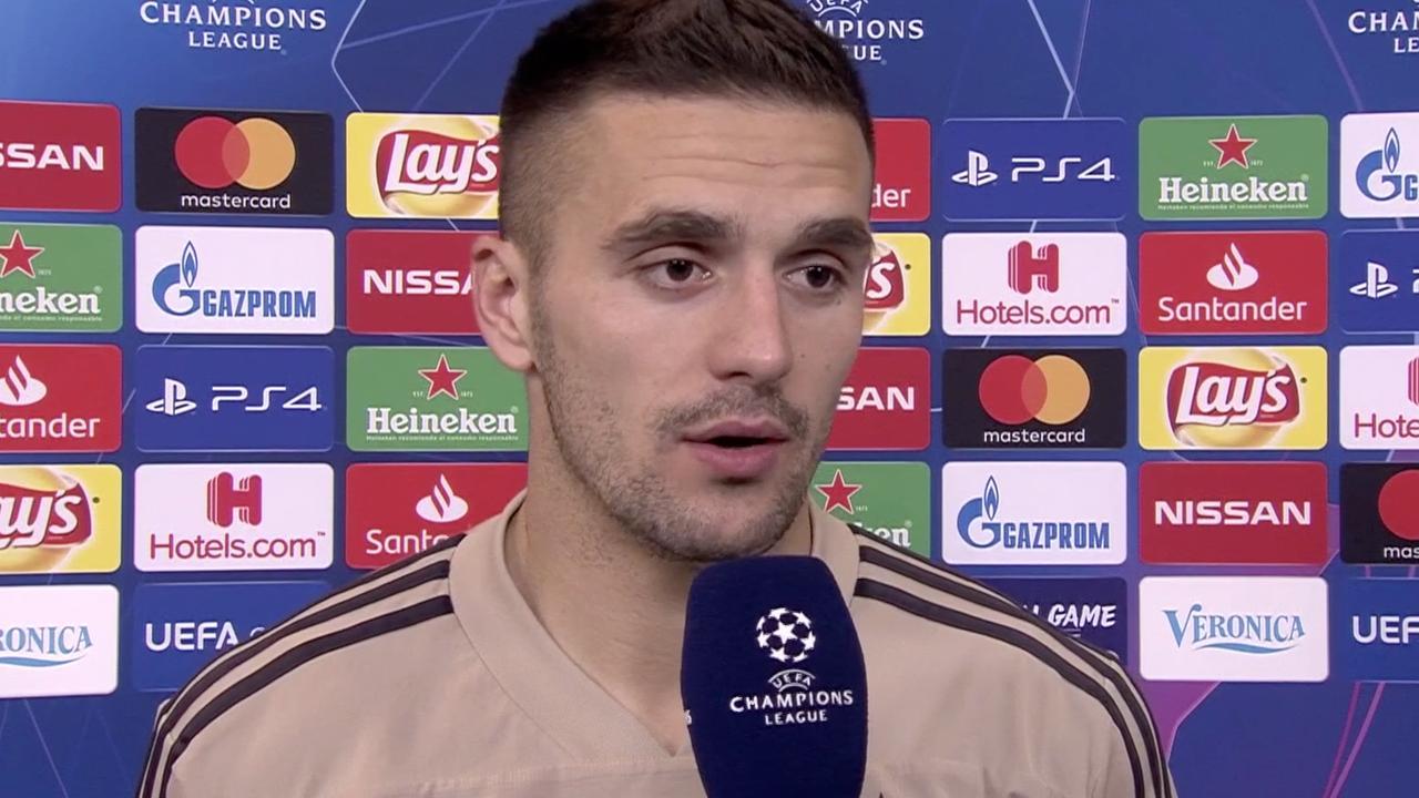 Tadic: 'Beste wedstrijd die ik ooit heb gespeeld'