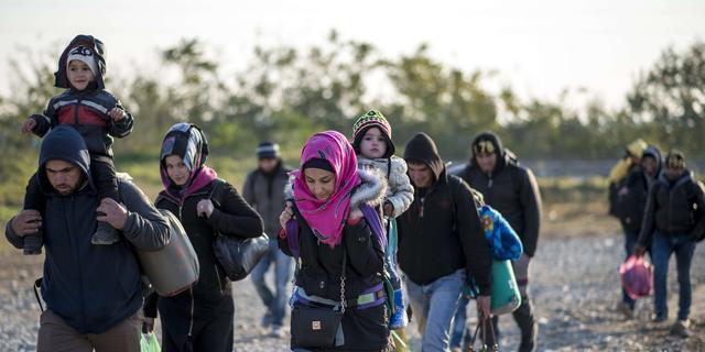 Duitsland stuurt Syrische vluchtelingen terug naar aankomstland EU