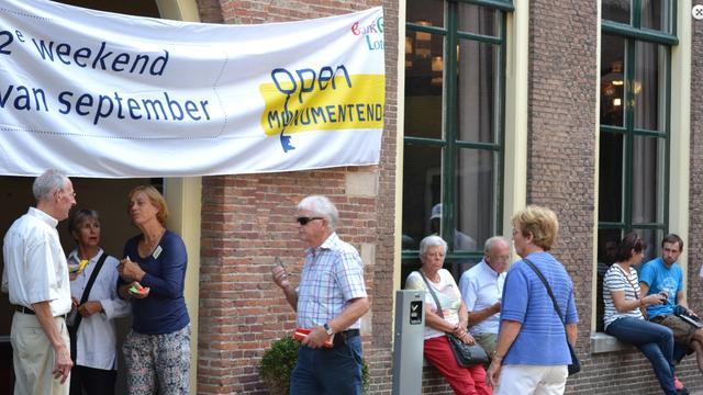 Monumentendagen in Leiden goed bezocht