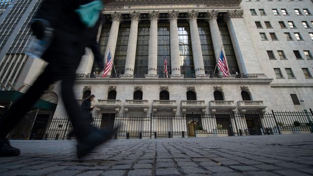 Beurzen New York beginnen handelsdag met minieme winsten