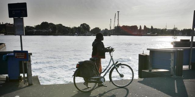 Zaterdag overwegend droog in Amsterdam