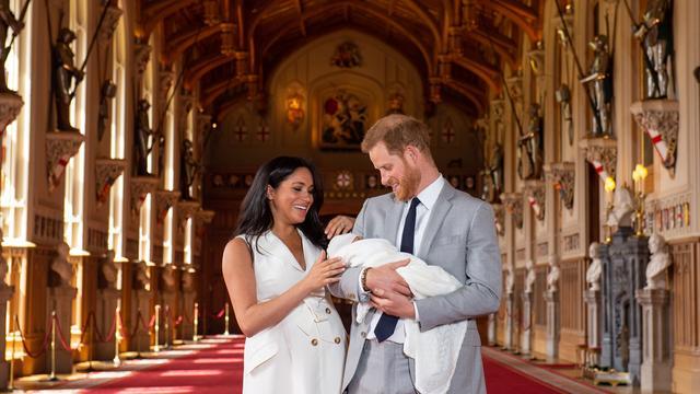 Meghan Markle noemt moederschap in eerste reactie 'magisch'