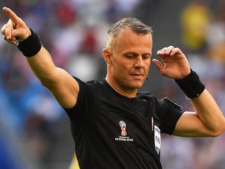 Kuipers vierde official, Argentijn Pitana fluit WK-finale Frankrijk-Kroatië