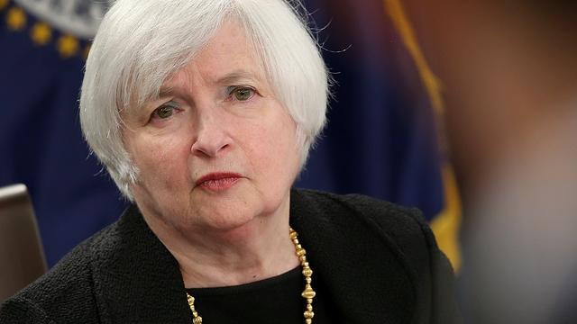 'Fed laat rente opnieuw ongemoeid'