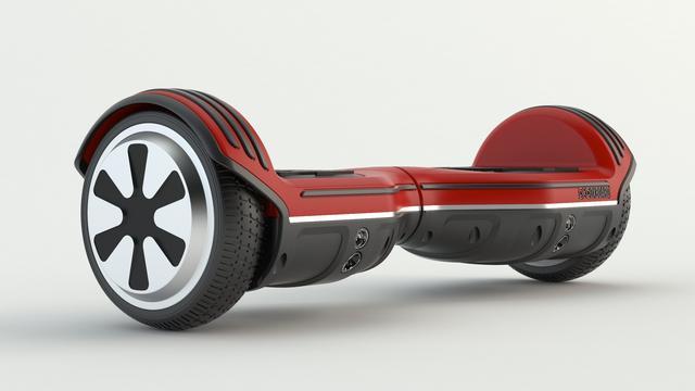 'Hoverboard' ook in Nederland verboden op de weg