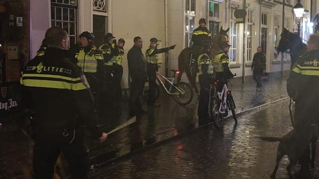 Twee jongeren aangehouden voor mishandeling in Oosterhout