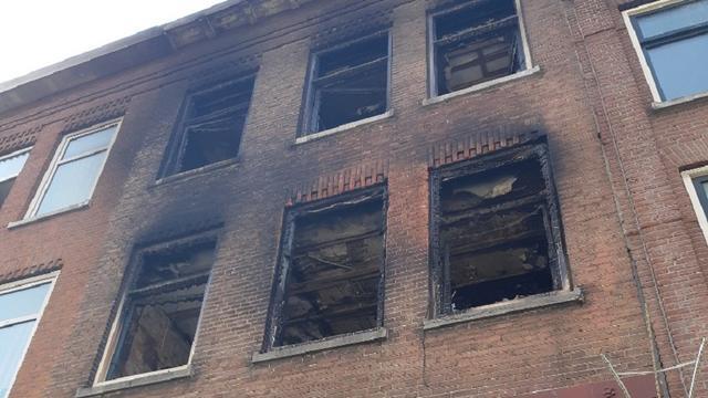 Verdachte van aansteken fatale brand in Rotterdam opgepakt