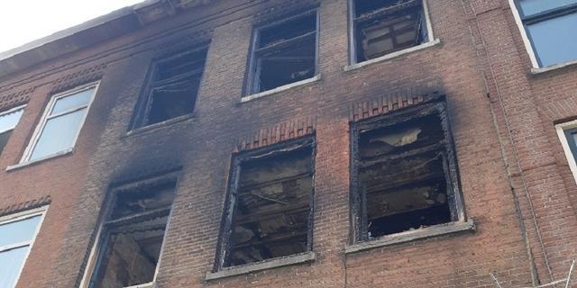 Verdachte aansteken fatale brand Hilledijk veertien dagen langer vast