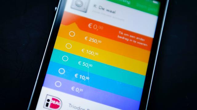 Bank-app Bunq laat klanten betalen met handherkenning