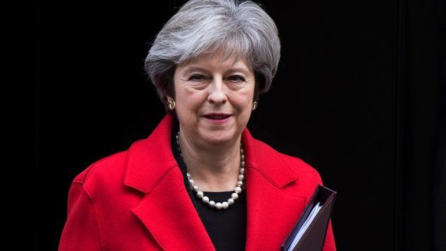 'Aanslag op Britse premier May verijdeld'