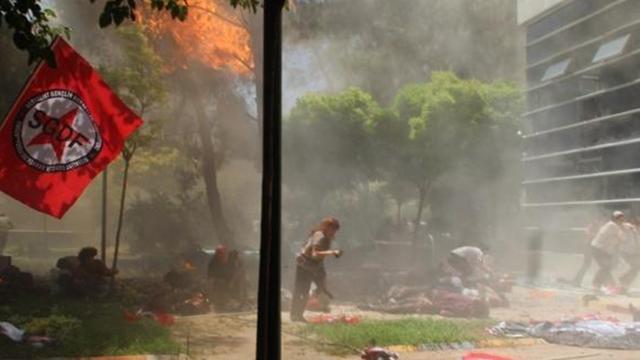 Dader aanslag Turkije was Syriëganger