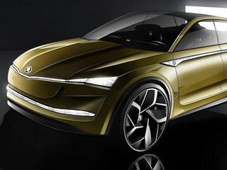 Concept-car blikt vooruit op vijf elektrische modellen.