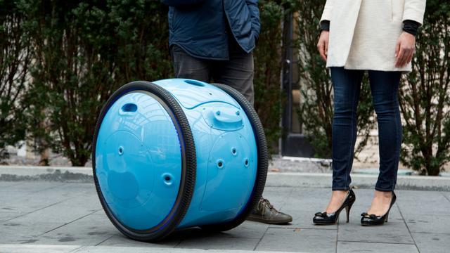 Vespa-maker Piaggio maakt slimme butlerrobot