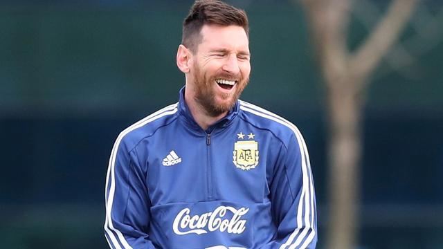 Messi ziet Argentinië niet als kandidaat voor eindzege Copa América