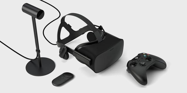 Oculus Rift kost 699 euro