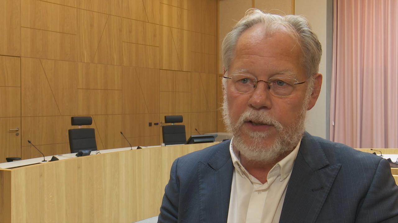 OM eist 10 jaar tegen Klaas Otto: 'Hij is beroepscrimineel'