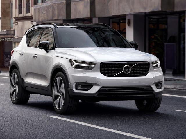 Volvo presenteert nieuwe XC40