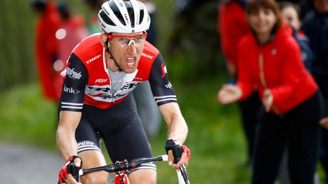 Mollema vindt onverwachte podiumplaats in Vuelta vooral 'leuk voor later'