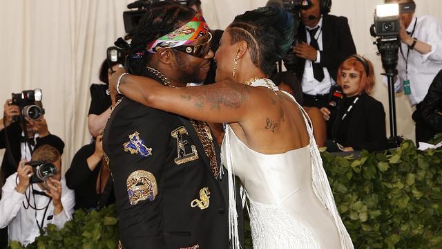 Rapper 2 Chainz getrouwd in villa Miami
