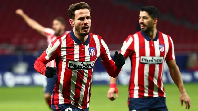 Atlético Madrid boekte een 2-0-zege op Sevilla en verstevigde zo de koppositie in La Liga.