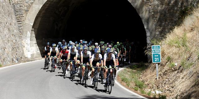 Liveticker Vuelta: Peloton komt dichter bij kopgroep