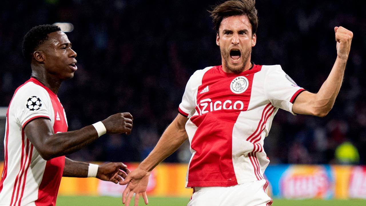 Samenvatting Ajax-Lille (3-0)