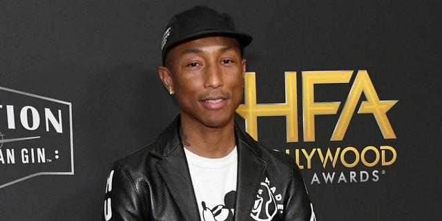 Pharrell Williams loog niet in plagiaatzaak