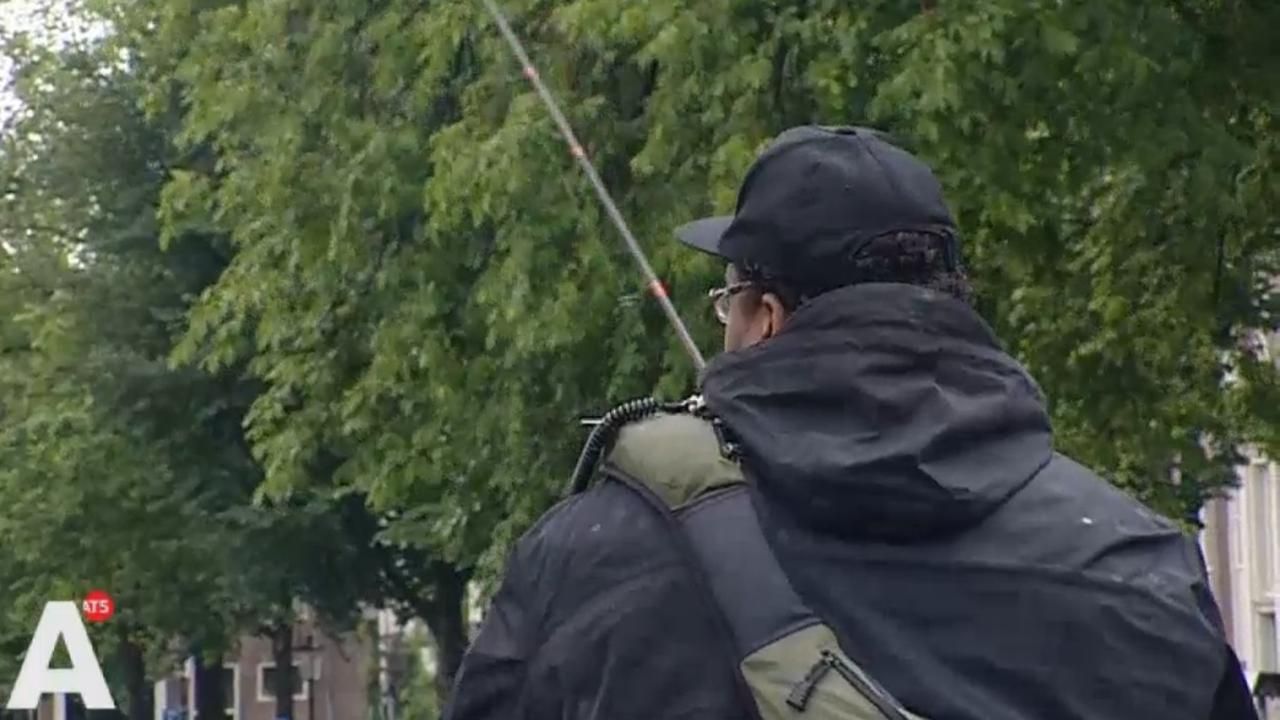 NK Streetfishing in Amsterdam