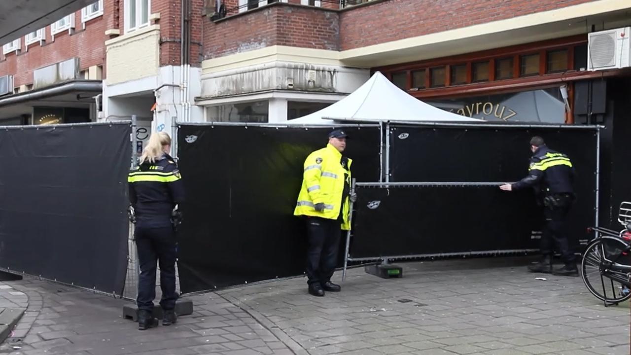 Hoofd gevonden in Amsterdam