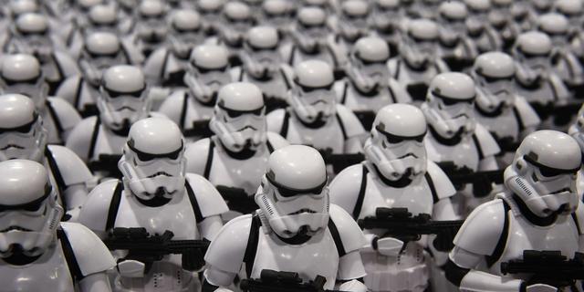 'Star Wars spin-off Rogue One moet deels opnieuw gefilmd worden'