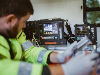 RDT specialiseert zich in apparaten voor eerstehulp