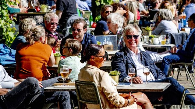 Zeven Amsterdamse terrassen staan in de Terras Top 100 van Misset Horeca