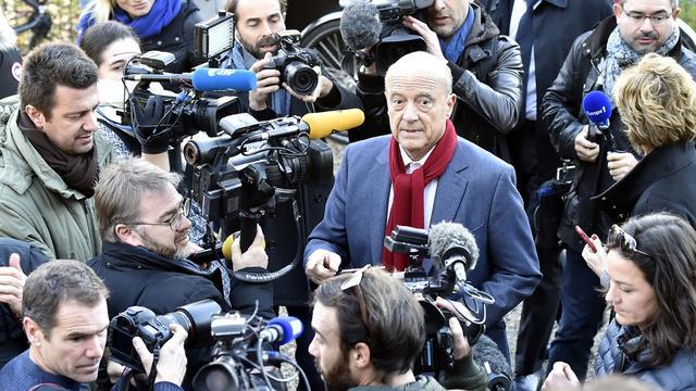 Juppé keert niet terug in race presidentschap Frankrijk als Fillon stopt