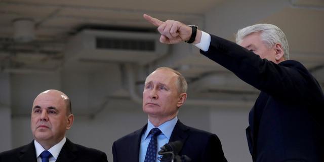 'Rusland zaait volgens EU met nepnieuws paniek over coronavirus'