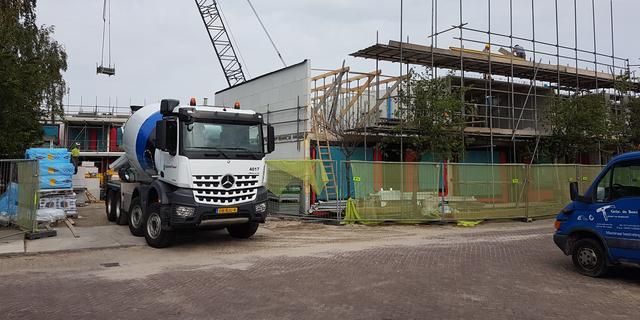 Onderhoud aan de 258 woningen in Zeeheldenbuurt Leiden afgerond