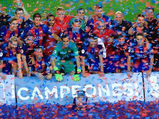 Arda en Messi leiden Barça naar ruime zege